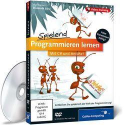 Spielend programmieren lernen von Bösl,  Dominik