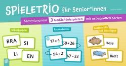 Spieletrio für Senioren und Seniorinnen von Kelkel,  Sabine