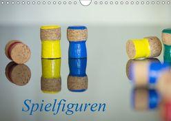 Spielfiguren quer (Wandkalender 2019 DIN A4 quer) von Krentscher,  Stephan