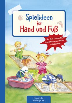Spielideen für Hand und Fuß von Forget,  Maryse, Klein,  Suse