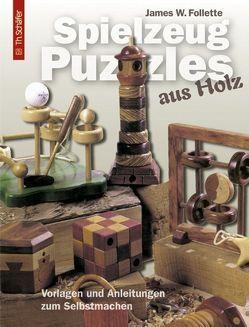 Spielzeug-Puzzles aus Holz von Follette,  James W
