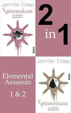 Spinnenkuss & Spinnentanz von Estep,  Jennifer, Lamatsch,  Vanessa