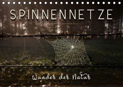 Spinnennetze – Wunder der Natur (Tischkalender 2018 DIN A5 quer) von Roder,  Peter