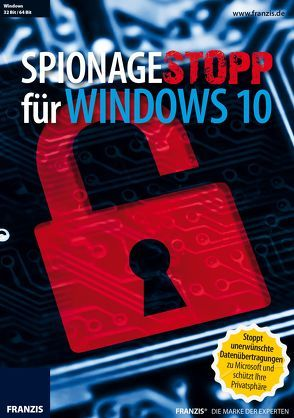 Spionagestopp für Windows 10