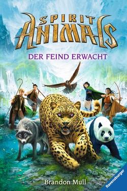 Spirit Animals 1: Der Feind erwacht von Khakdan,  Wahed, Mull,  Brandon, Ströle,  Wolfram