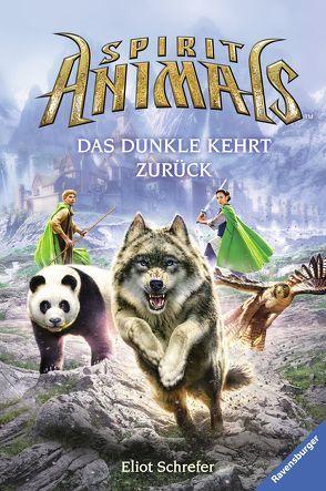 Spirit Animals Band Das Dunkle Kehrt Zurueck 295 Helden Mut Alle Bucher Und Publikation Zum Thema