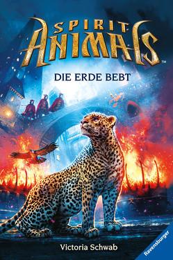 Spirit Animals, Band 9: Die Erde bebt von Pflüger,  Friedrich, Schwab,  Victoria