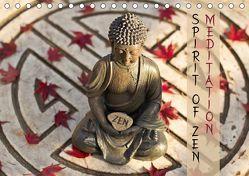 SPIRIT OF ZEN Meditation (Tischkalender 2019 DIN A5 quer) von Wuchenauer pixelrohkost.de,  Markus