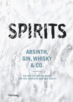 Spirits von Harrison,  Joel, Ridley,  Neil