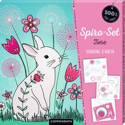 Spiro-Set Tiere