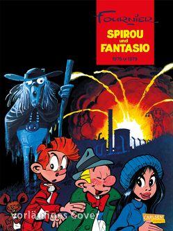 Spirou und Fantasio Gesamtausgabe 11: 1976-1979 von Fournier,  Jean-Claude