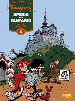 Spirou & Fantasio Gesamtausgabe 8: Lustige Abenteuer von Franquin,  André