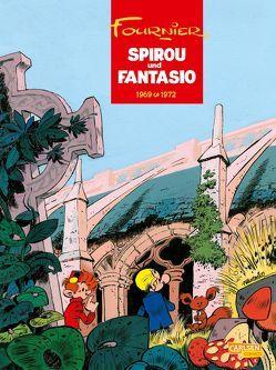 Spirou & Fantasio Gesamtausgabe 9: 1969-1972 von Fournier,  Jean-Claude