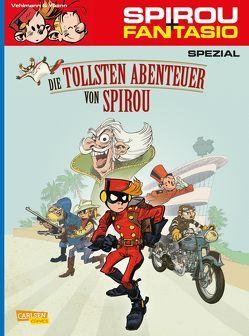 Spirou und Fantasio Spezial 24: Short Stories von Vehlmann,  Fabien, Yoann