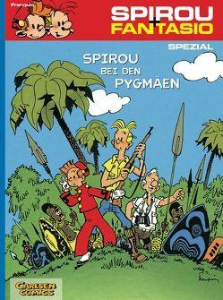 Spirou & Fantasio Spezial 3: Spirou bei den Pygmäen von Franquin,  André