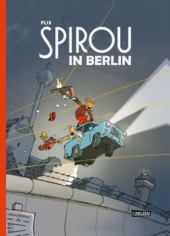 Spirou in Berlin von Flix