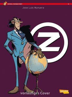 Spirou präsentiert 5: Zyklotrop, Band 4 von Le Comte,  Marcel, Munuera,  José Luis