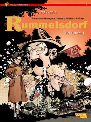 Spirou präsentiert 5: Rummelsdorf 2 von Beka, Etien,  David, Le Comte,  Marcel