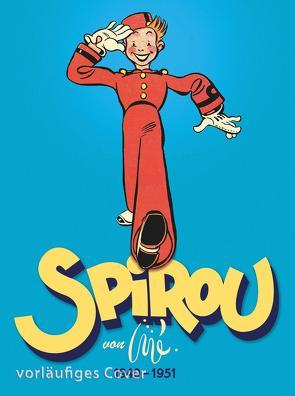 Spirou und Fantasio Gesamtausgabe – Classic 2: 1940 – 1951 von Hein,  Michael, Jijé