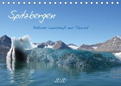 Spitzbergen (Tischkalender 2020 DIN A5 quer) von Schlögl,  Brigitte