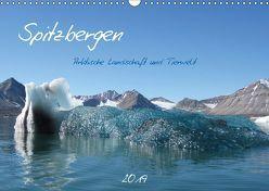 Spitzbergen (Wandkalender 2019 DIN A3 quer) von Schlögl,  Brigitte