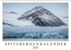 Spitzbergenkalender (Wandkalender 2020 DIN A2 quer) von Worm,  Sebastian