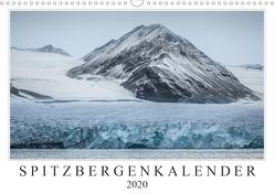 Spitzbergenkalender (Wandkalender 2020 DIN A3 quer) von Worm,  Sebastian