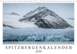 Spitzbergenkalender (Wandkalender 2020 DIN A4 quer) von Worm,  Sebastian