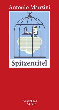 Spitzentitel von Manzini,  Antonio