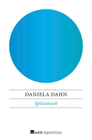 Spitzenzeit von Dahn,  Daniela