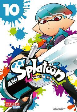 Splatoon 10 von Hinodeya,  Sankichi, Yamada,  Hiro