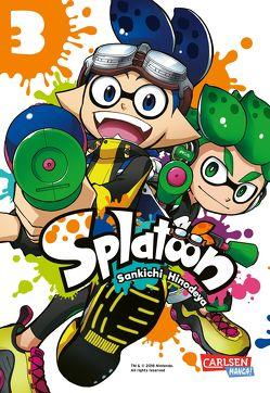 Splatoon 3 von Hinodeya,  Sankichi, Yamada,  Hiro