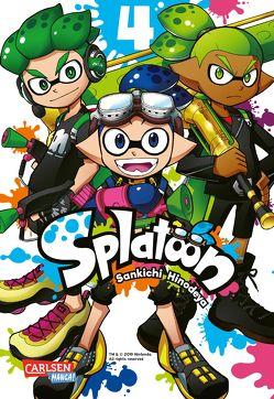 Splatoon 4 von Hinodeya,  Sankichi, Yamada,  Hiro