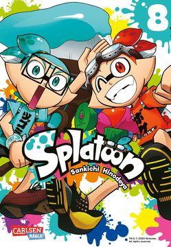 Splatoon 8 von Hinodeya,  Sankichi, Yamada,  Hiro