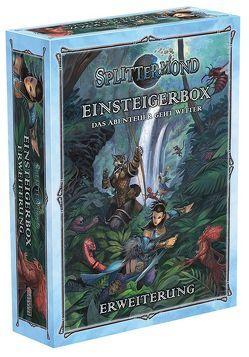 Splittermond Einsteigerbox – Erweiterung von Bender,  Christian, Schmidt,  Martin