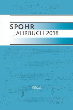 Spohr Jahrbuch 2018 von Louis Spohr Musikzentrum Braunschweig