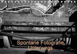 Spontane Fotografie Unterwegs (Tischkalender 2019 DIN A5 quer) von MP,  Melanie