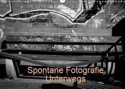 Spontane Fotografie Unterwegs (Wandkalender 2019 DIN A3 quer) von MP,  Melanie