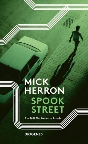 Spook Street von Herron,  Mick, Schaefer,  Stefanie