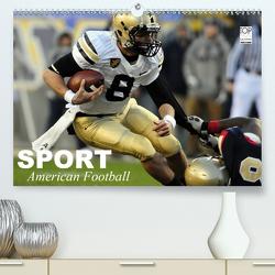 Sport. American Football (Premium, hochwertiger DIN A2 Wandkalender 2021, Kunstdruck in Hochglanz) von Stanzer,  Elisabeth