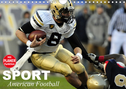 Sport. American Football (Wandkalender 2021 DIN A4 quer) von Stanzer,  Elisabeth