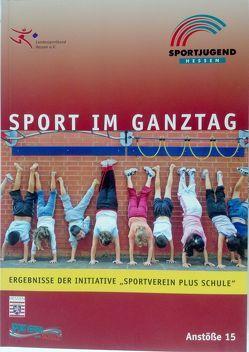 Sport im Ganztag von Schulz-Algie,  Stephan