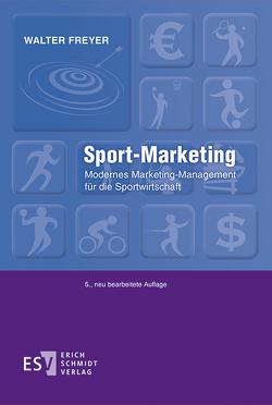 Sport-Marketing von Freyer,  Walter