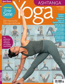 Sport Planer – Yoga – Ashtanga von Schmitt-Krauß,  Adriane