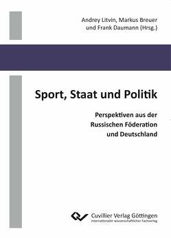 Sport, Staat und Politik von Breuer,  Markus