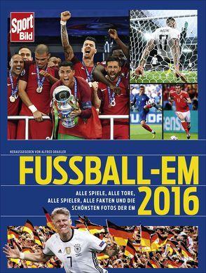 Fußball-EM 2016 von Draxler,  Alfred