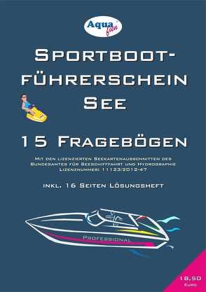 Sportbootführerschein See 15 Fragebögen
