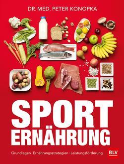 Sporternährung von Konopka,  Peter
