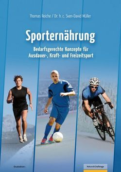 Sporternährung von Müller,  Sven-David, Reiche,  Thomas