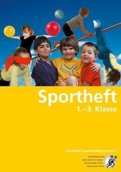Sportheft 1.-3. Klasse von Baumberger,  Jürg, Lienhard,  Daniel, Müller,  Urs